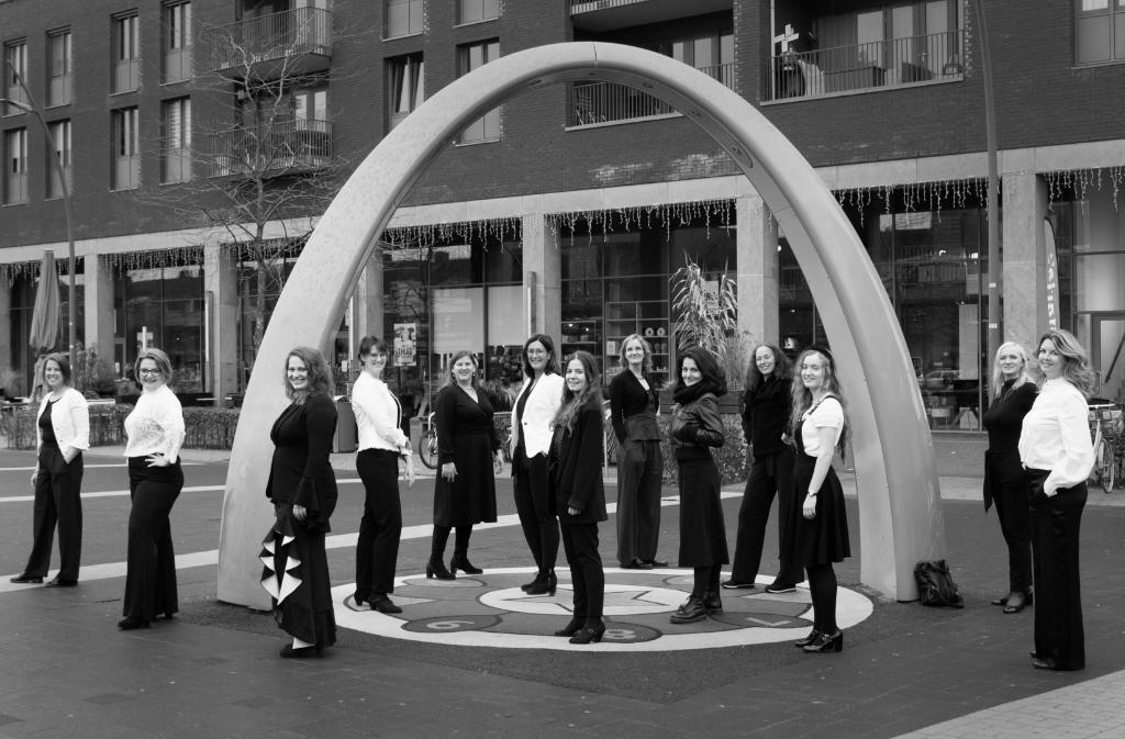 Lux Vocaal Ensemble Diederik Rooker © brugmedia