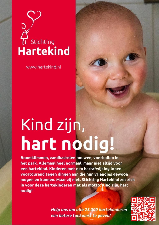 Poster St. Hartenkind © BrugMedia