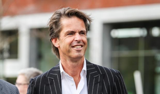 Meerpaal-directeur Hans Maris.