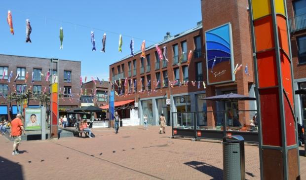 Grootschalige woningbouw biedt kansen voor horeca en detailhandel.