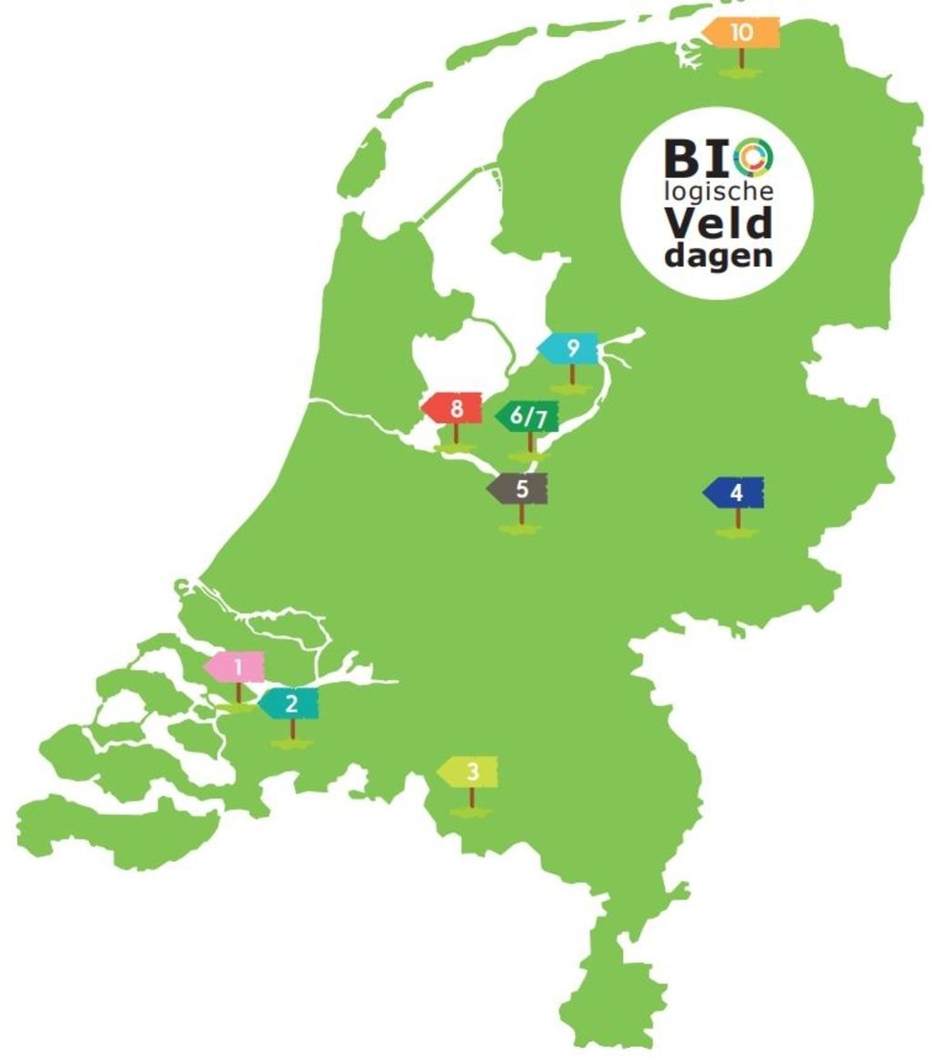 Veldexcursies BioAcademy © BrugMedia