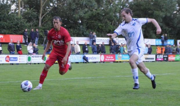 <p>Het voetbalseizoen werd dinsdag afgesloten met de wedstrijd tussen het regioteam Dronten en Almere City FC.</p>