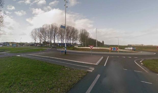 Rotonde Dronterringweg - De Noord.
