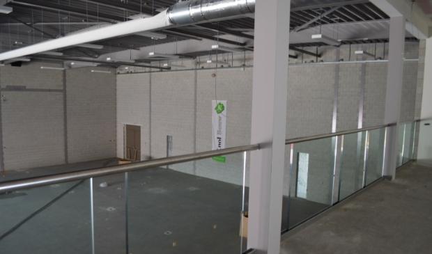 Zaterdag is de opening van de nieuwe sportzaal in Biddinghuizen.