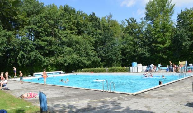 Zwembad De Abelen in Swifterbant.
