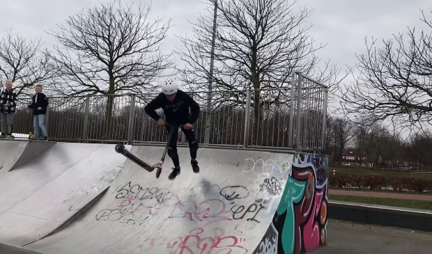 Skatebaan Zeewolde