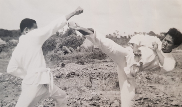 Sabum Waldi, Suriname 1969