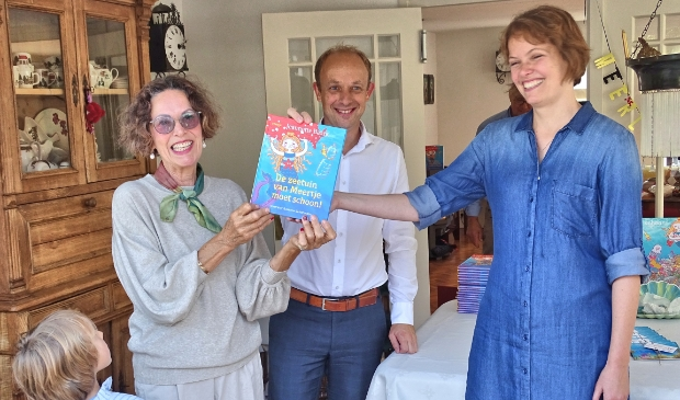 <p>Jeannette Baars, Egge Jan de Jonge en Susanne Schattmann</p>