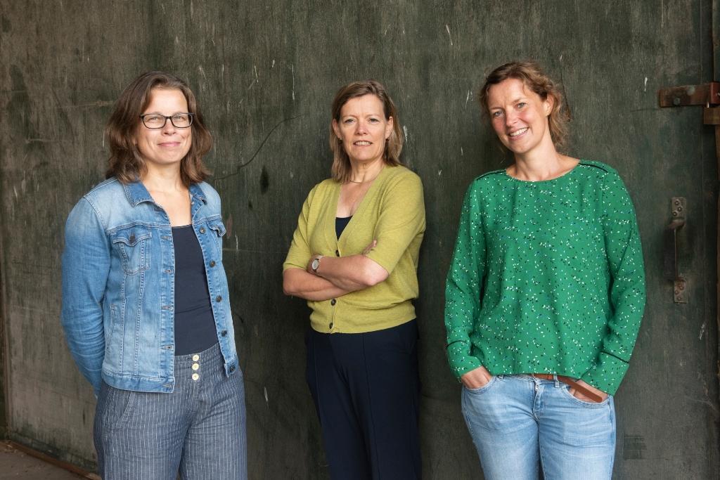 Team: Imke Cremers, Barbara Cremers en Elsbeth van Putten Paul Bink © brugmedia