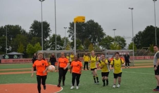 G-korfbal, Oranje Zwart-Juventa