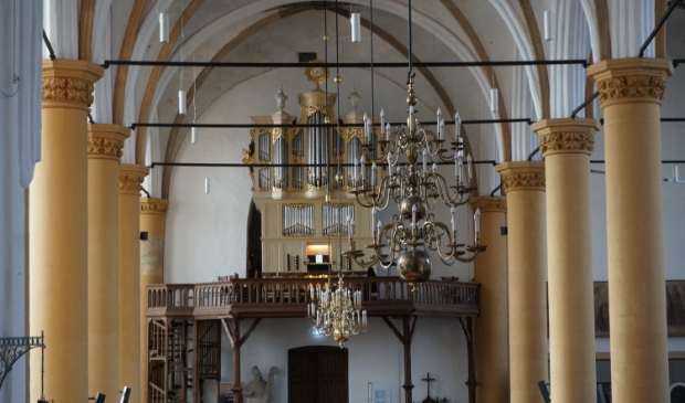 interieur Buitenkerk