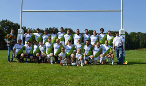 <p>Rugby Club Dronten.</p>