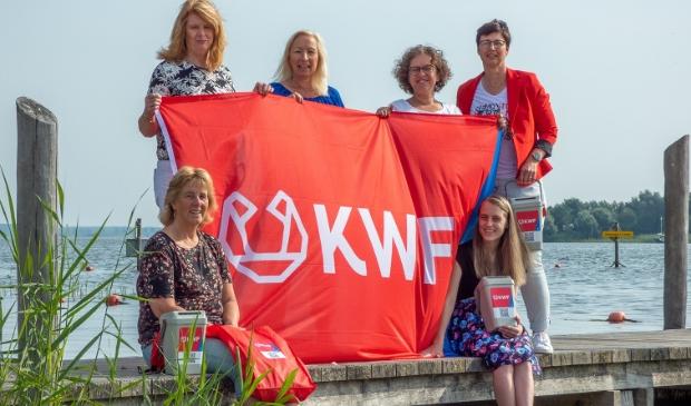 KWF collecte-coördinatieteam Zeewolde