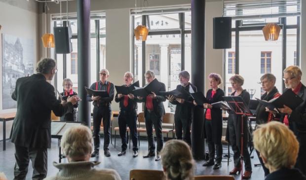 """Optreden tijdens """"Zwolle zingt!"""""""