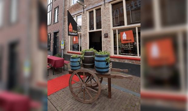Entree Biermuseum Kampen