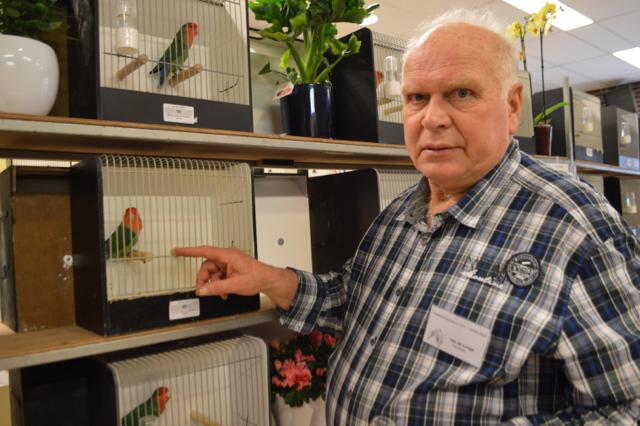 VIOS-voorzitter Jan de Lange.