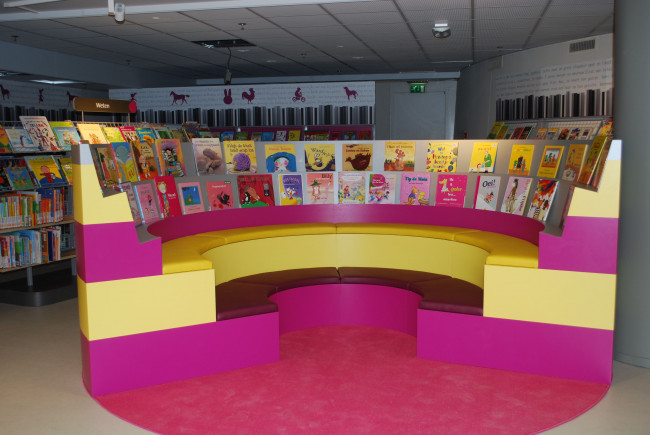 Demonstratie 3D-printers in bibliotheek