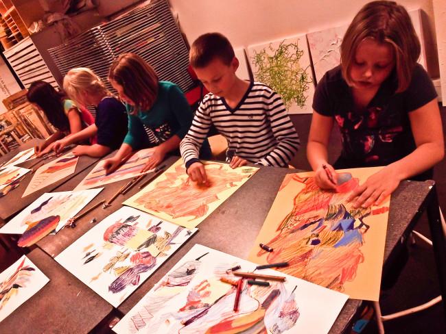 Korte cursussen kunst en cultuur