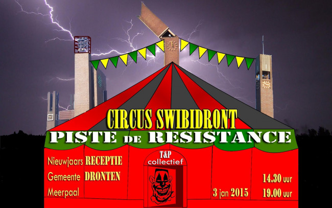 Circus Nieuwjaarsreceptie Gemeente Dronten