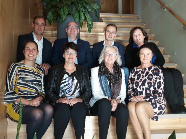 Wethouder Peter van Bergen krijgt in Almere beeld van hulp bij huiselijk geweld
