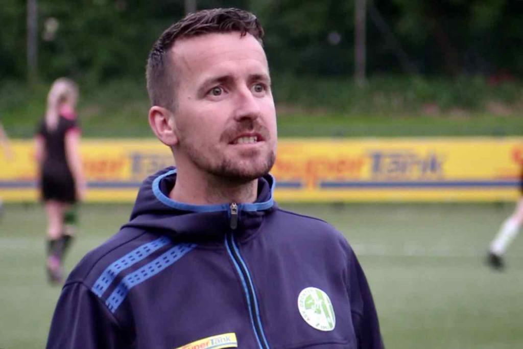 Patrick Posthuma (trainer Asv Dronten)
