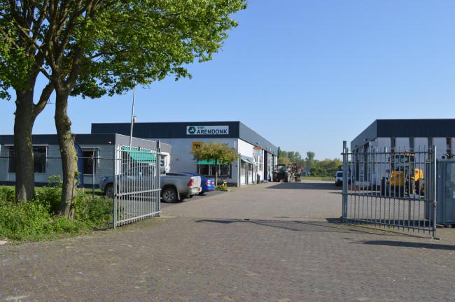 Mechanisatiebedrijf Van Arendonk in Dronten.
