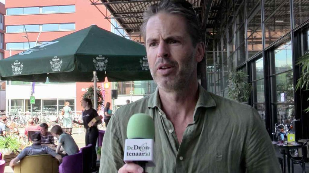 Directeur Hans Maris van De Meerpaal.