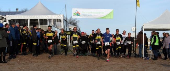 DAP Crossduathlon Run-ATB-Run Zeewolde