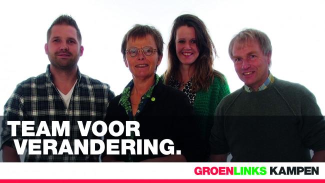 Nieke Jansen wordt lijsttrekker voor GroenLinks