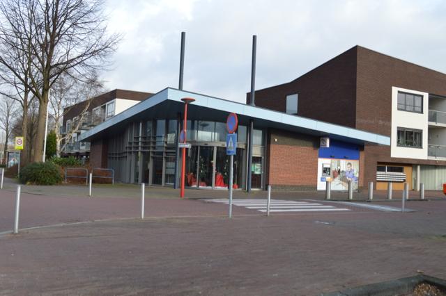 De voormalige Rabobank in Biddinghuizen.