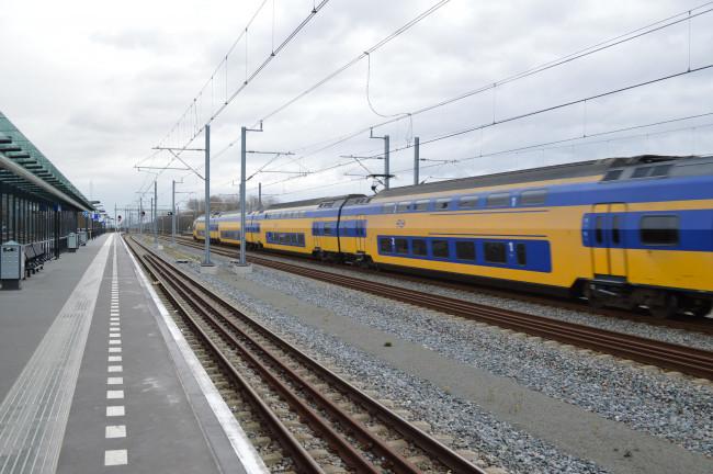 Station Dronten.