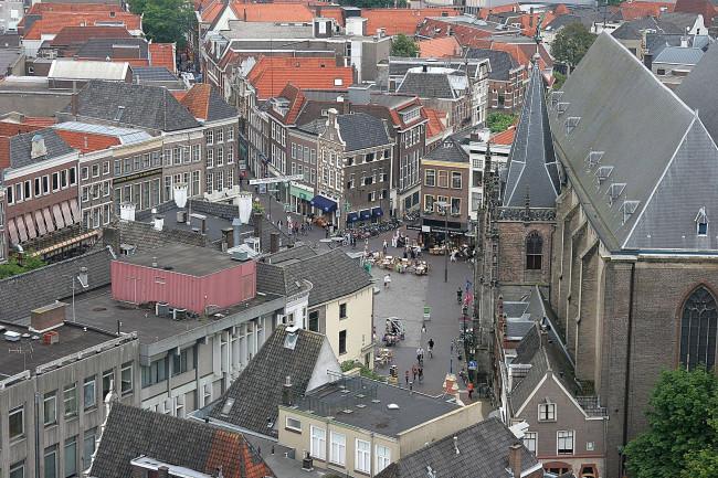 De Zwolse lijsttrekkers over een aantrekkelijke binnenstad