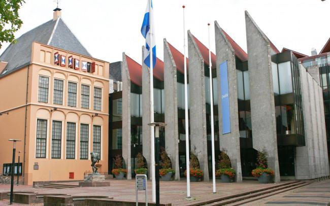Energiezuiniger stadhuis door aanleg Warmte-Koude-Opslag