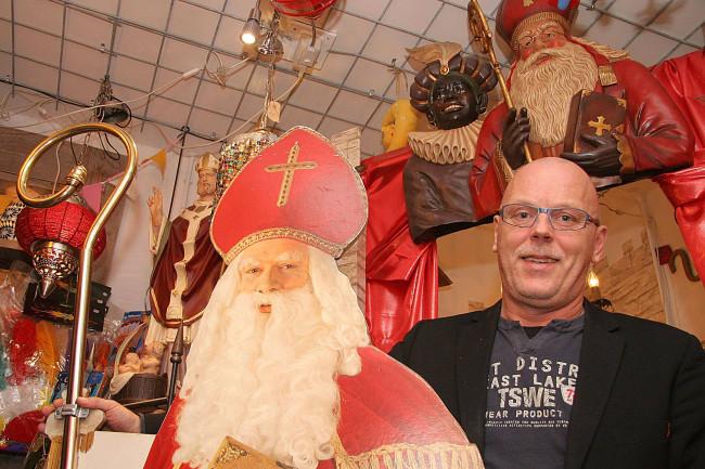 Intocht in Assendorp is voor Sinterklaas dit jaar een heel speciale gebeurtenis