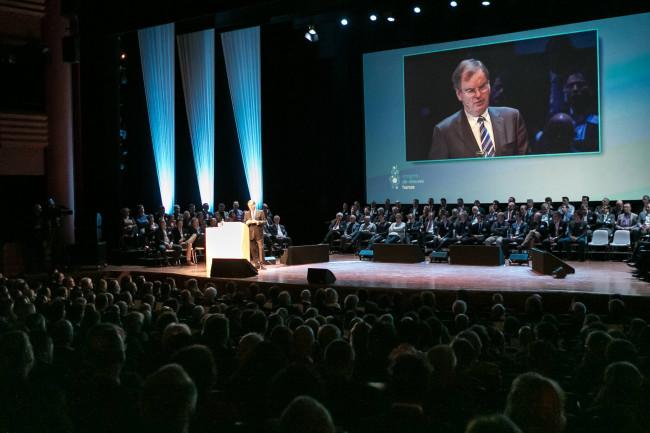 Congres de Nieuwe Hanze over succes en het tekort aan zelfvertrouwen