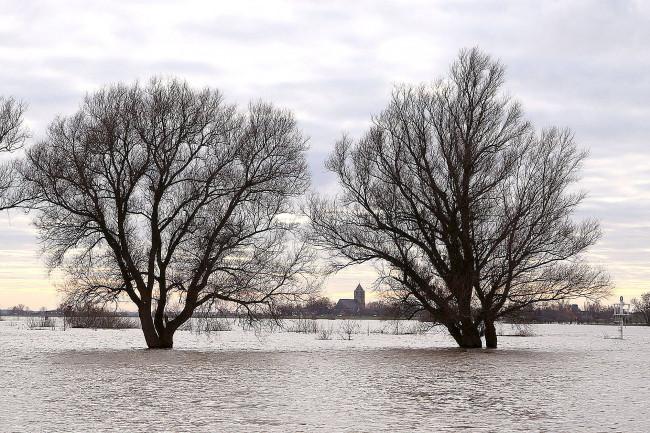 Ruimte voor de Rivier Zwolle houdt ?winterse' fotowedstrijd
