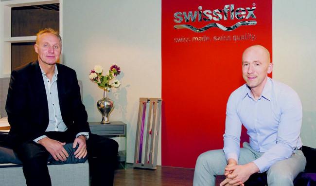 'Swissflex' is vanaf nu te koop bij Rikels Wonen & Slapen