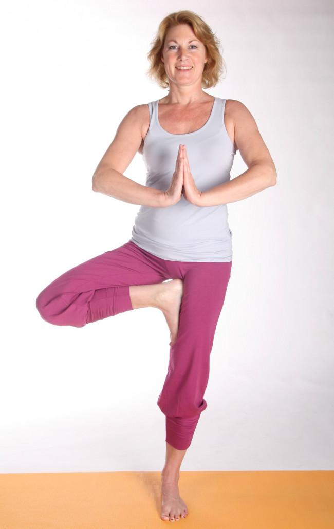 Yoga in het Anker en Cultuurhuis