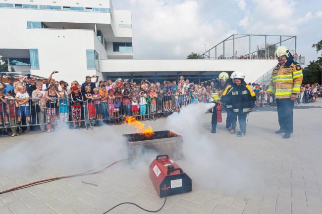 Brandweerkazerne Post Noord officieel geopend