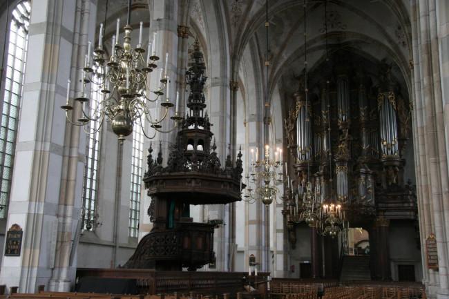 Negen kerken laten hun orgels klinken