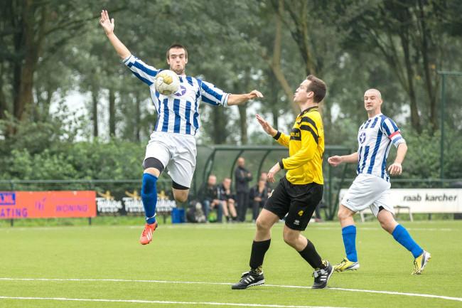 Jeffrey van der Vlist terug naar KHC