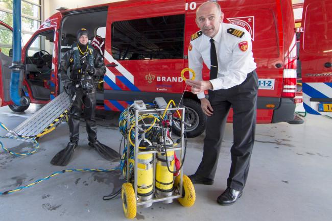 Brandweer IJsselland stopt met