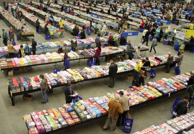 Veel voordelige cadeaus voor de feestdagen in de IJsselhallen