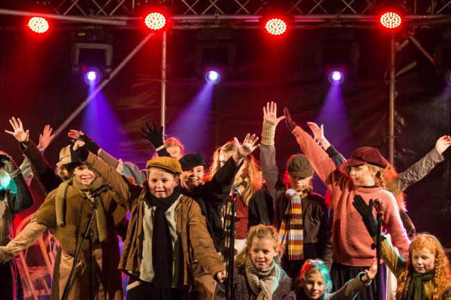 Duizenden bezoekers op Kerst in Oud Kampen