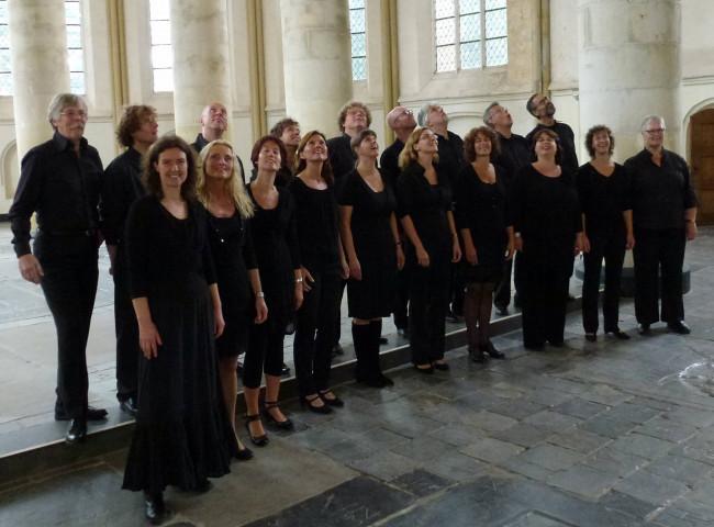 Amerikaans koorprogramma van Huygens Vocaal