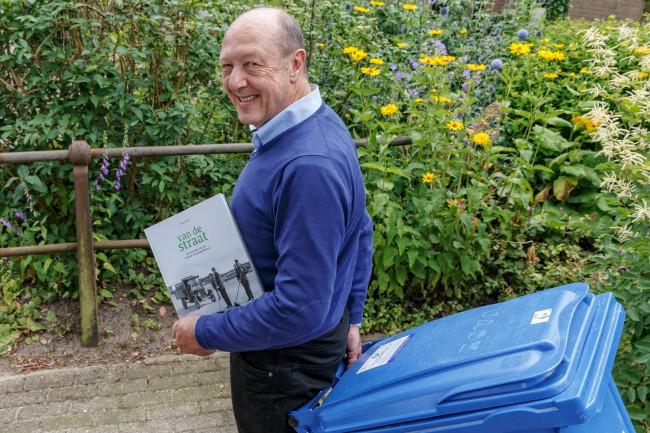 De mannen van de ROVA' krijgen een podium in boek van Herman Aarts