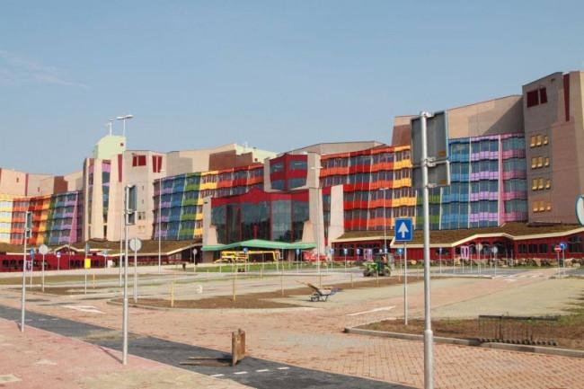 Isala neemt nieuwe parkeerplaatsen in gebruik