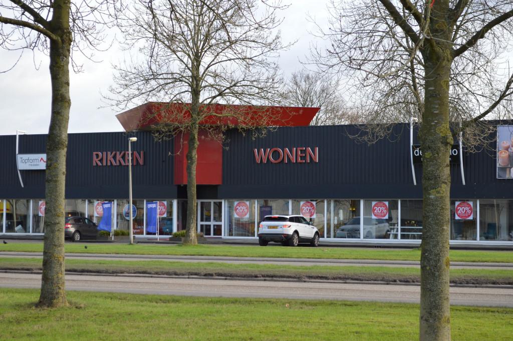 """Gemeente kijkt kritisch naar architectuur locatie Rikken: """"Maar smaken verschillen"""""""