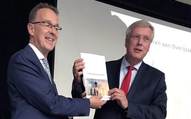 """Coalitieakkoord: """"Samen bouwen aan Overijssel"""""""