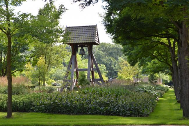 Begraafplaats De Wissel in Dronten.